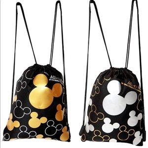 2 Disney String Back Packs